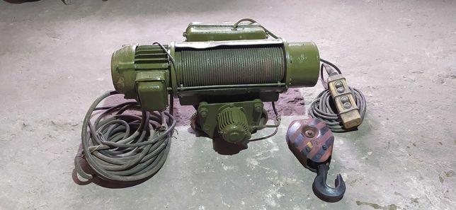 Електротельфер (кран балка