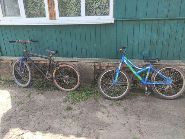 Продам два велосипеда за 1200