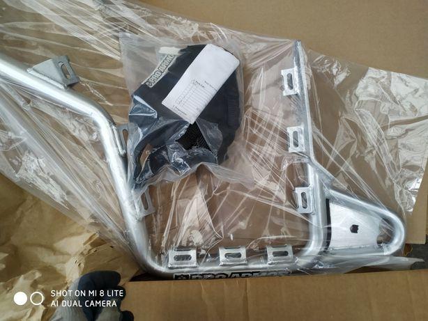 Nowe nerfbary podłoga podnóżki Suzuki LT-R450 Proarmor.
