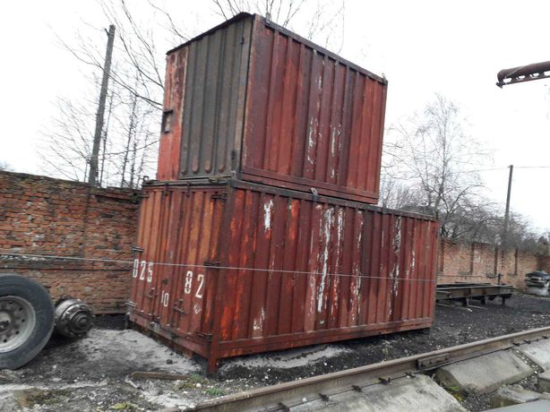 Металевий контейнер