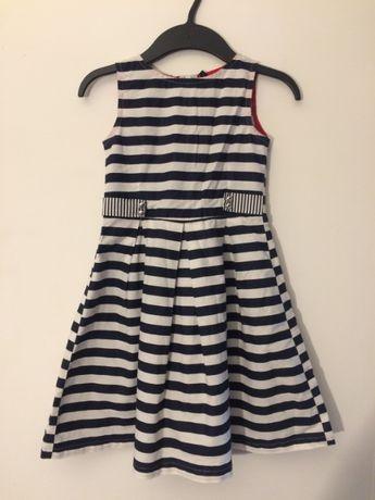 Sukienka 122/128 cm wyprzedaż szafy tanio