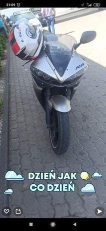 Yamaha r6 2003rok