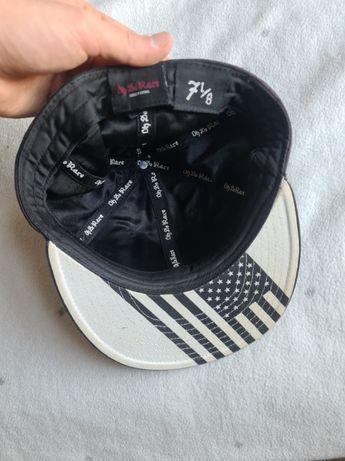 The Black House Washington Czarny Full Cap
