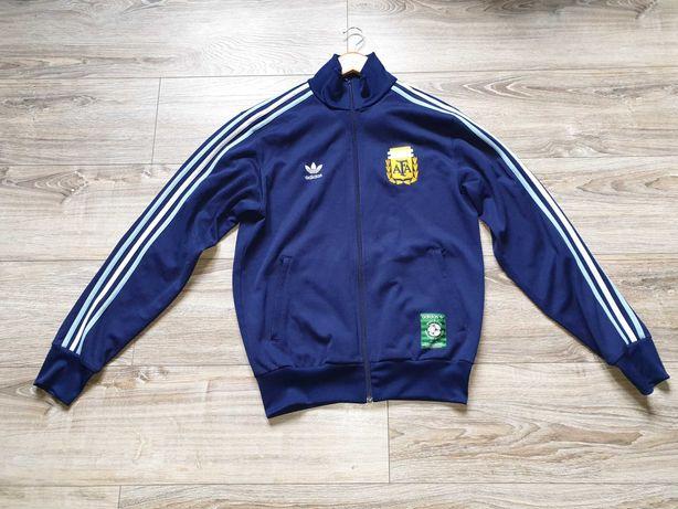 UNIKAT Bluza Adidas Adicolor Hand of God Maradona Argentyna Roz. M