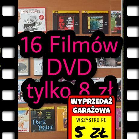 Filmy DVD Kolekcja Filmowa Kinowa. Film Akcji Komedia Dokument Lektura