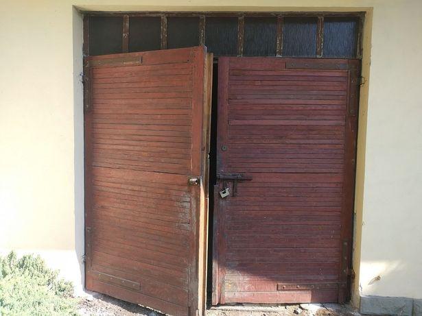 Brama garażowa wrota
