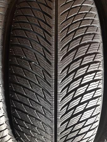 225/55/18 R18 Michelin Pilot Alpin 5 4шт зима