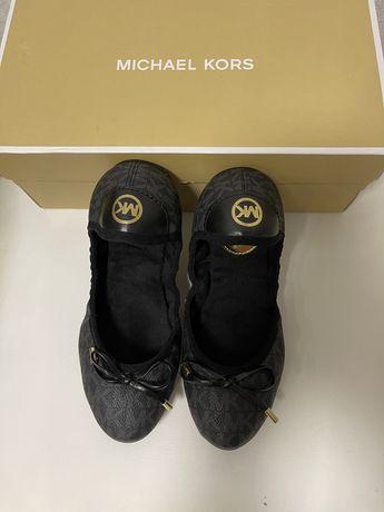 Новые оригинальные балетки  туфли лёгкие Michael Kors