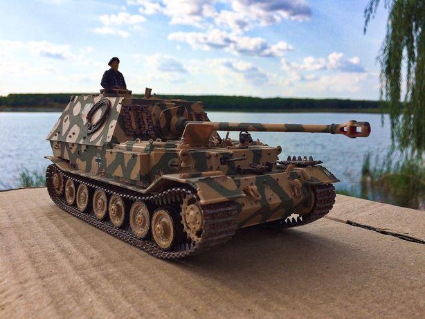 Модель танка «Ferdinand». 1:32