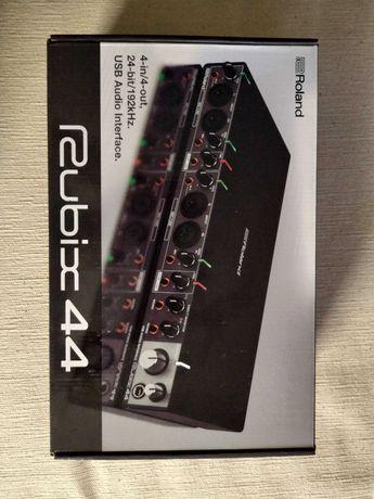 Interface audio Roland Rubix 44