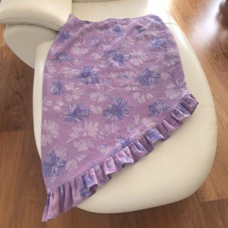 Spodnica xxl hit tego lata kolor lila
