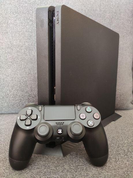 Konsola Playstation 4 SLIM 1TB + sześć gier.