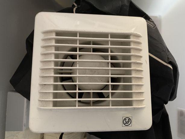 Ventilador S&P 13Watt EDM-80