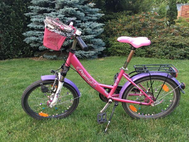Rower dziewczynka 20 cali