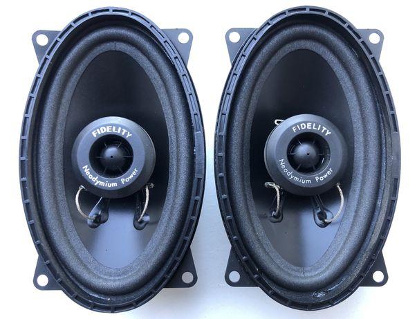 Głośniki samochodowe 100% sprawne jak na zdjeciach 80W Ducato 2