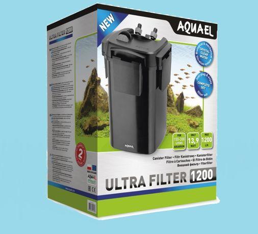 Filtr zewnętrzny AQUAEL ULTRA 1200 l/h