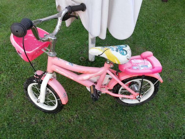 """rowerek 12"""" dziewczęcy"""