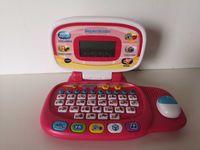 Vtech - Mały interaktywny komputer do gier dla dzieci