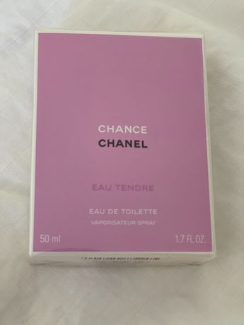 Chanel chance eau tendre, eau de toilette, 50 ml