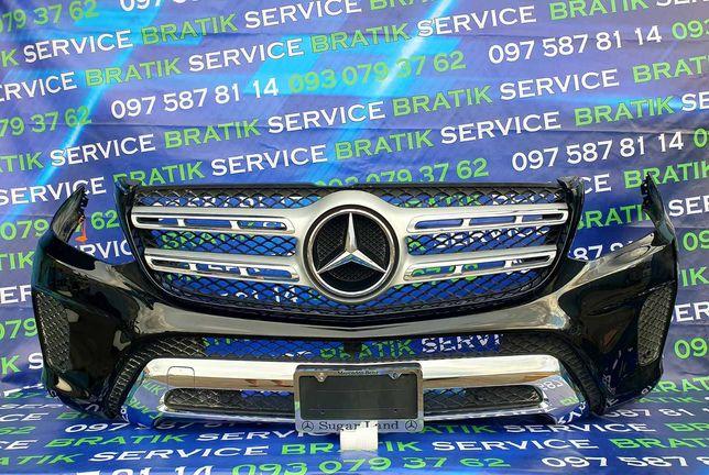 Mercedes GLS 450 бампер 2016-2018  Mercedes  X166