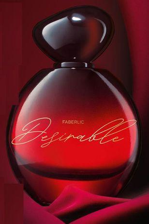 Парфюмерная вода для женщин Desirable Faberlic фаберлик дизирабль