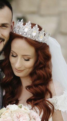 Корона, тіара, діадема, прикраса для волосся, тиара, диадема