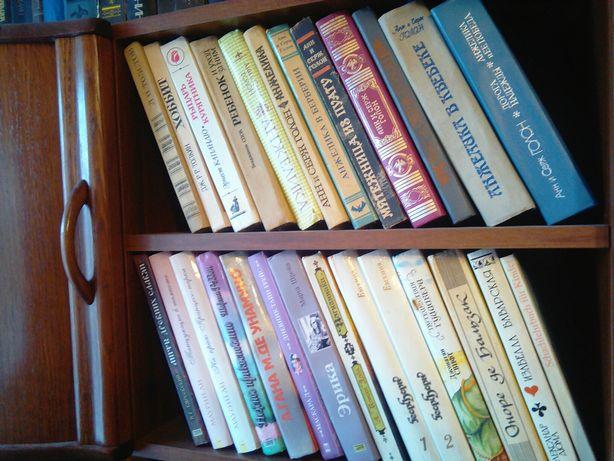 Книги художественные, технические, фентези, по вязанию, шитью, кухня