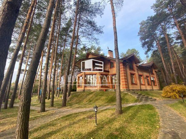Продажа дома 536 кв.м с уникальной территорией в Здоровке. Хлепча