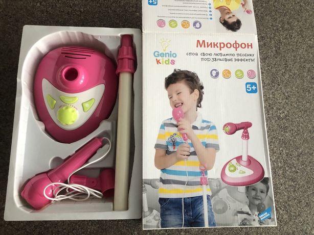 Новый! Микрофон Genio Kids