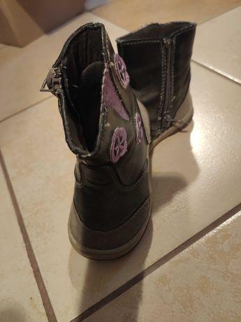 Buty przejściowe dla dziewczynki