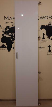 Drzwi IKEA PAX  Fardal biały połysk