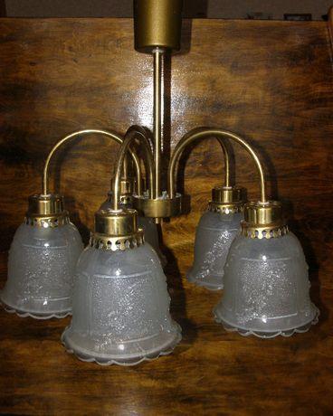 Светильник потолочный на 5 ламп (люстра)