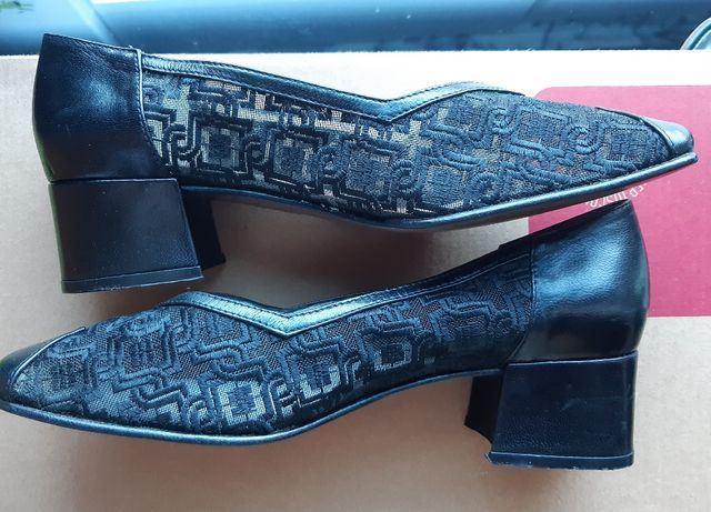 Sapatos pele Enzo Manzoni