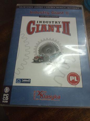 Industry giant 2 II PL. Gry pc gra komputerowa.