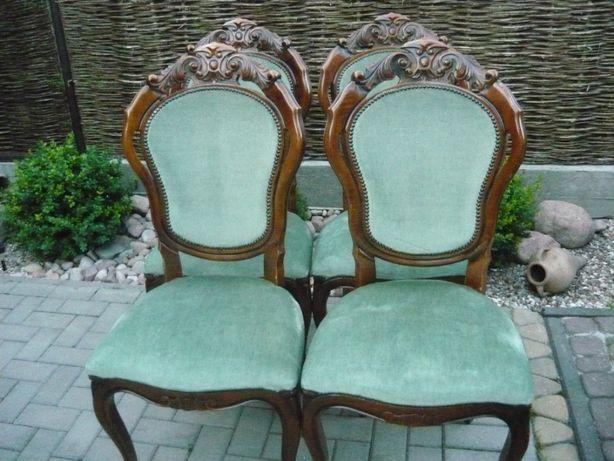 krzesła 4 piękne