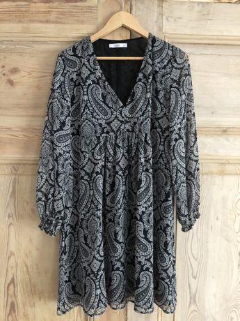 Mango MNG Casual sukienka rozmiar M/L sukienka ciążowa