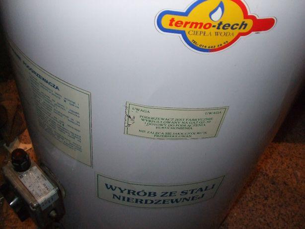 Gazowy pojemnosciowy ogrzewacz wody 100 l/ nierdzewny