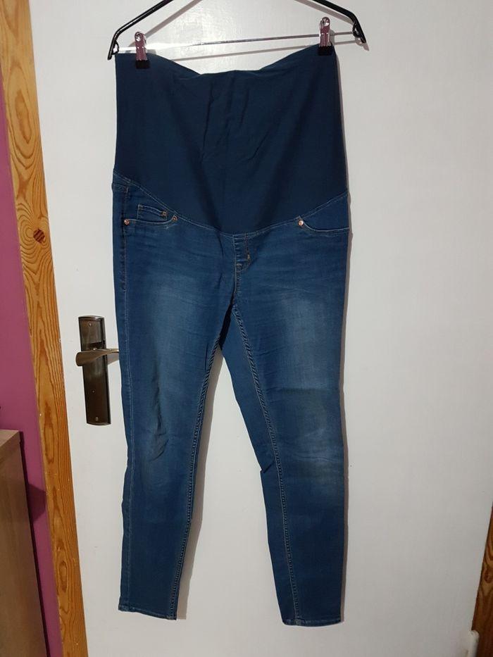Spodnie ciążowe h&m mama rozmiar 46 Olsztyn - image 1