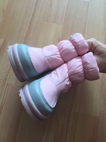 Зимні чобітки