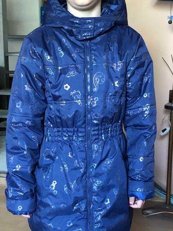 Куртка деми на рост 134-140 см