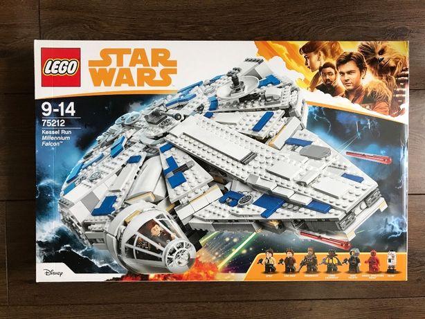 LEGO Star Wars 75212 Sokół Millennium - NOWE