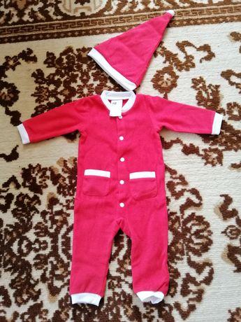 Новорічний костюм Санти H&M