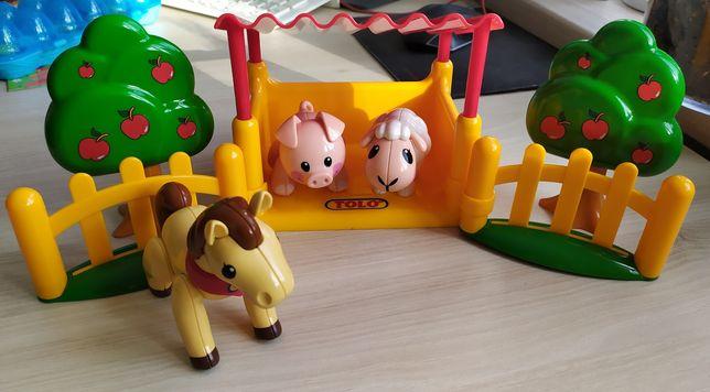 Ферма Tolo Toys з серії First Friends. Оригінал.