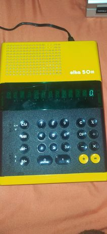 Электронный калькулятор elka 50 m