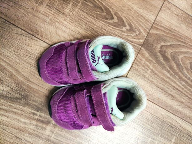 Кросівки для дівчинки PUMA 20 розмір 13см