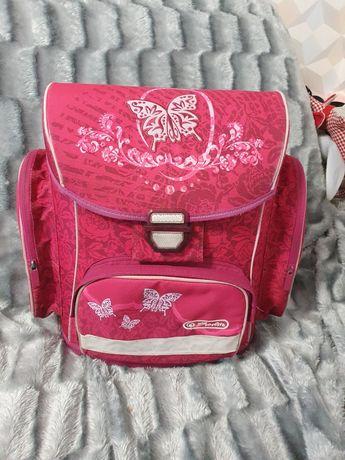 Рюкзак школьный Herlitz розовый