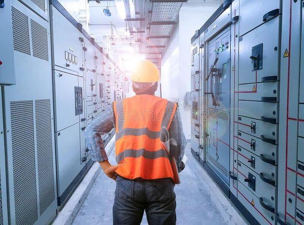 Usługi Elektryczne. Elektryk. Pomiary Elektryczne