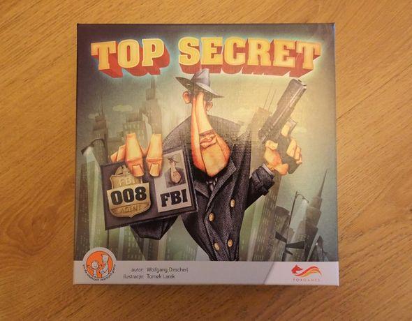 """Top secret"" gra planszowa FOXGAMES"