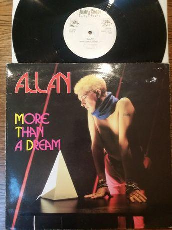 Allan - maxisingiel winylowy euro/ Italo disco
