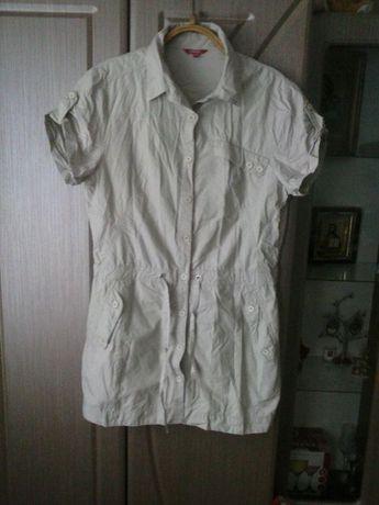 Платье р.50 100% котонн